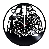 fallout nv ultimate edition - FALLOUT Vinyl Record Wall Clock - Get unique play room wall decor - Gift ideas for boys and girls, father, brother – Game Unique Modern Art Design