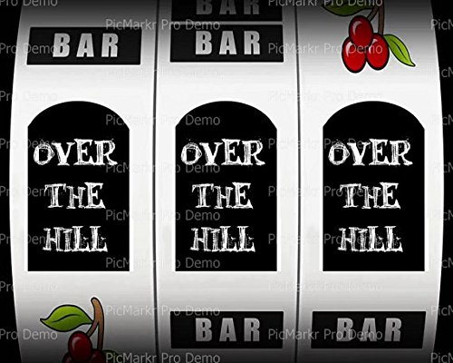 Over The Hill Casino Tarta Cumpleaños máquina tragaperras ...