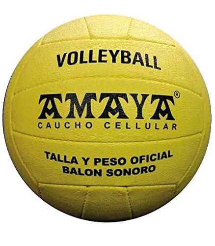 Gui-An - Balon Sonoro Voley: Amazon.es: Deportes y aire libre