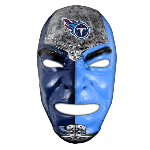 Tennessee Titans Fan Gear - Franklin Sports NFL Tennessee Titans Team Fan Face Mask
