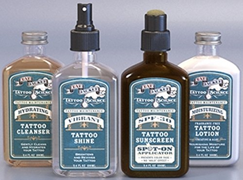 Tatjacket Tattoo Maintenance Concealer Kit