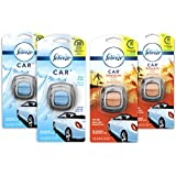 Febreze Car Air Freshener, 2 Gain Original and...