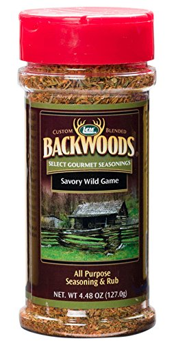 LEM Products 892 Savory Wild Game Rub