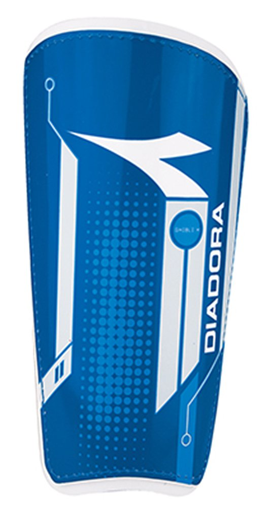 DiadoraユニセックスGhibli X Soccer Shinguards B00VM9KH9Mブルー Large