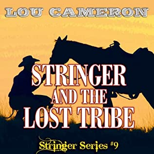 book cover of Stringer and the Lost Tribe