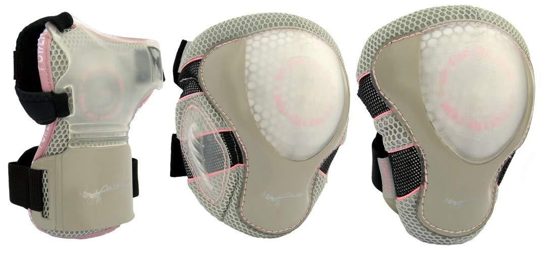 protection set Pro Air ladies gray size M