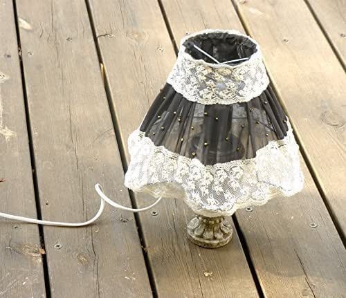 Amazon Com Shabby Chic Table Lampshade Made From Unique