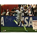 470beb6f0 Autographed Signed Carli Lloyd Team USA World Cup USWNT 16x20 Soccer Photo.