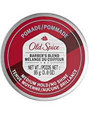 Old Spice Barber's Blend Pomade for Men, Infused With Aloe, 85 Grams