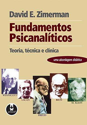 Fundamentos Psicanalíticos Técnica Abordagem Didática ebook