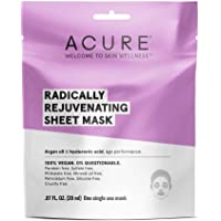 ACURE Radically Rejuvenating Sheet Mask, 20 milliliters