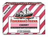 Fisherman's Friend Sugar Free Cherry Menthol Cough Drops - Best Reviews Guide