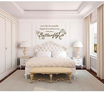 Abnehmbare Kunst Abziehbild Aufkleber Wand Dekor Wand Zitat,Wand Aufkleber  Liebes Sprichwort
