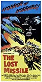 The Lost Missile Us Poster Art 1958. Movie Poster Masterprint (24 x 36)