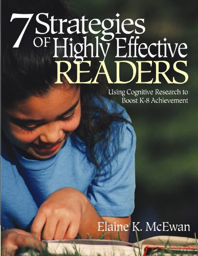 Download Seven Strategies of Highly Effective Readers: Using Cognitive Research to Boost K-8 Achievement Pdf
