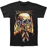 Megadeth Men's Vic Rattlehead T-shirt X-Large Black
