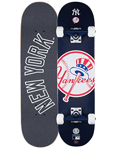element-x-mlb-yankees-full-complete-skateboard-as-is-blemished