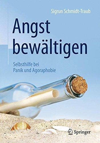 Angst bewältigen: Selbsthilfe bei Panik und Agoraphobie Taschenbuch – 10. Juni 2016 Sigrun Schmidt-Traub Springer 3662494841 MEDICAL / General