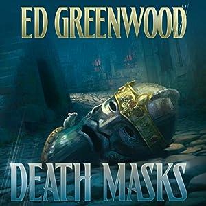 Death Masks Audiobook