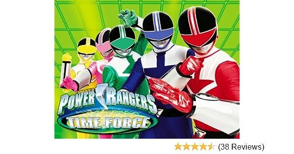Amazon.com: Power Rangers Time Force Season 1: Jason Faunt;Michael Copon;Deborah Estelle Phillips, Haim Saban & Toei Company LTD