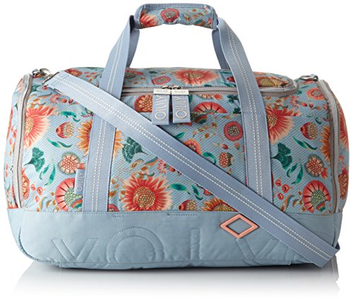 A light 27x31x53 Mhz Donna H Borse Cm T Charm Tracolla Blue Blu X Sunflower Weekender b Oilily gqXxwzPf