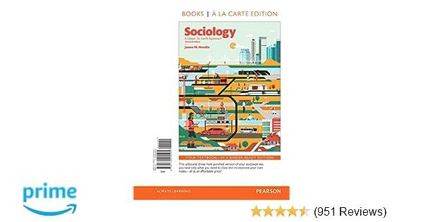 essentials of sociology 13th edition rental