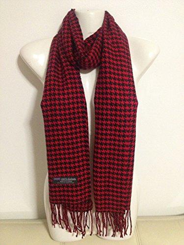 cashmere-scarf-houndstooth-design-red-color-super-soft