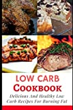 Low Carb Cookbook: Delicious And Healthy Low Carb Recipes For Burning Fat (Low Carb Diet Cookbook)