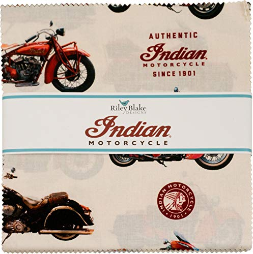 Indian Motorcycle 10