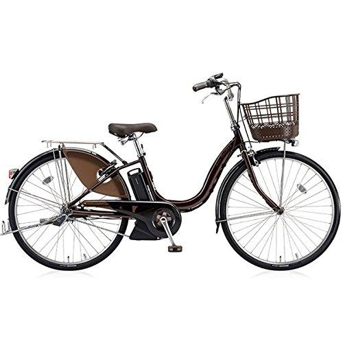 BRIDGESTONE(ブリヂストン) 18年モデル アシスタDX A6DC38 26インチ 電動アシスト自転車 専用充電器付 B074KVXPHMF.Xカラメルブラウン