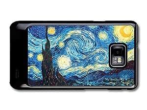 Starry Night Van Gogh Case fits Samsung Galaxy S2 S2 Plus Painting