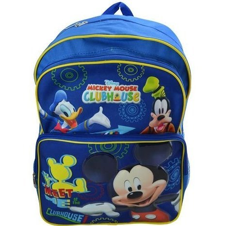 Disney Mickey Mouse Backpack Bag