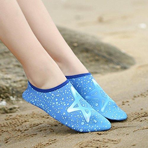 Flat Mesh Dry Wade Air Breathable Shoes Quick Aqua Women Wade Soft Swimming Summer Yoga Shoes Beach Sandalias qqf45wxr