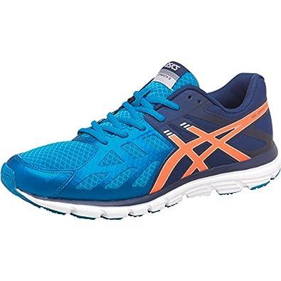 Mens Asics Gel Zaraca 3 Lightweight Running Shoes Aqua Blue