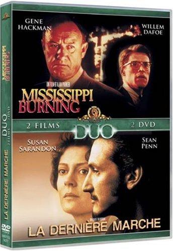 Mississippi burning / La dernière marche - Coffret 2 DVD