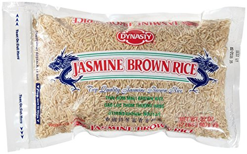 DYNASTY RICE JASMINE BROWN 2LB