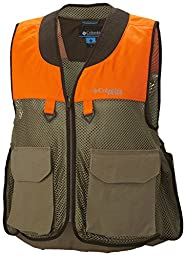 Columbia Men\'s Ptarmigan Bird Vest, Flax, 2XL