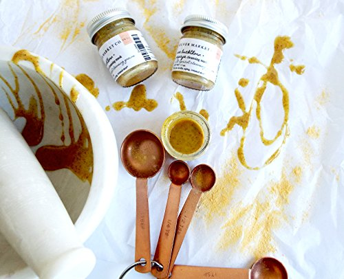 Sea Buckthorn & Papaya Cleansing Mask by Silver Market Co.