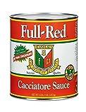 Full-Red, Stanislaus Cacciatore Sauce, Size #10 (6 lb, 7 oz), 103 oz