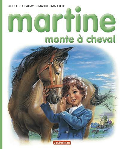 Martine, numéro 16 : Martine monte à cheval ()