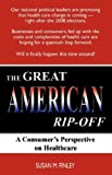 The Great American Rip-off, Susan M. Finley, 1598585746