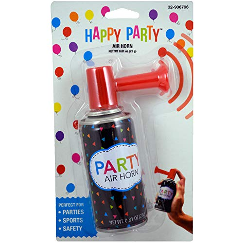 911 Halloween Party (Happy Party Air Horn (.81oz))