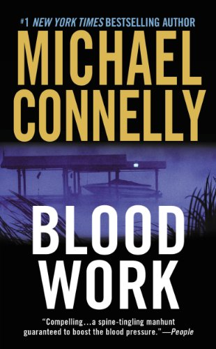 book cover of Blood Work