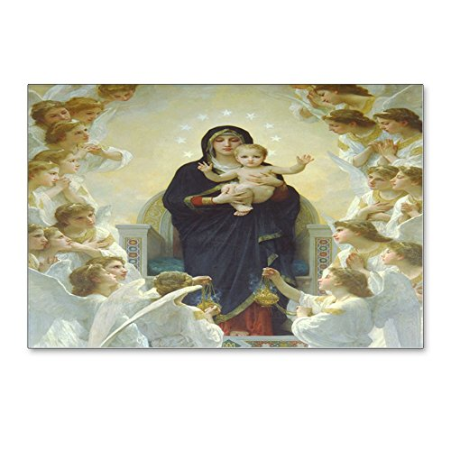 Madonna Postcard - CafePress - Mother Mary - Postcards (Package of 8), 6