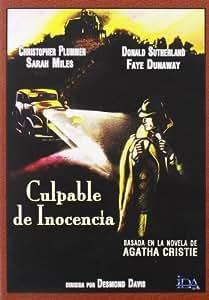 Culpable de Inocencia [DVD]