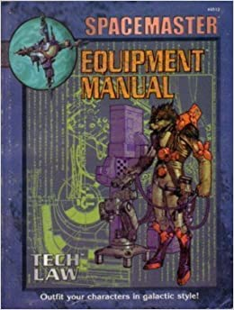 Equipment Manual: Spacemaster, Third Edition: author: 9781558065642: Amazon.com: Books