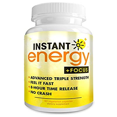 Instant Energy COMPLETE Natural Energy Supplement