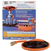 Easy Heat AHB-112 Cold Weather Valve and Pipe Heating Cable, 12-Feet