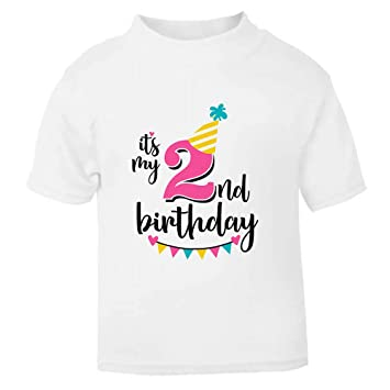 Its My 2nd Second Birthday T Shirt