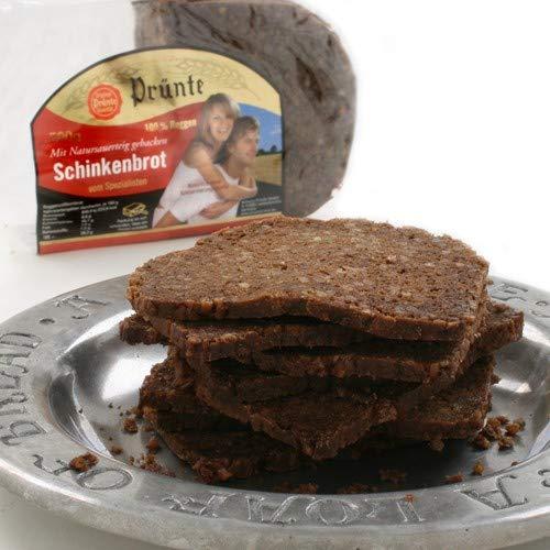 German Dark Rye Bread (1.1 pound)